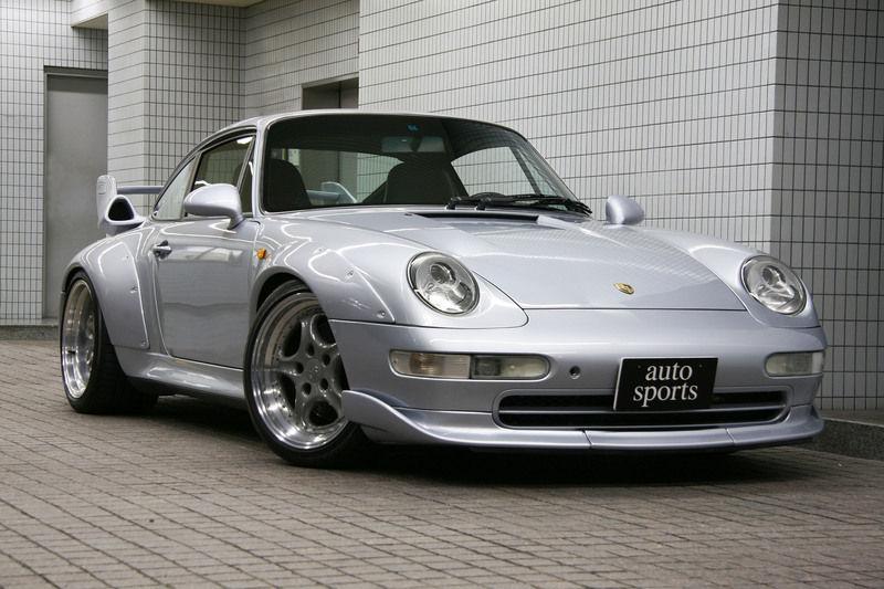 ポルシェ 911 Type993 993 Gt2 Street 新並 中古車 情報 オートスポーツ Http