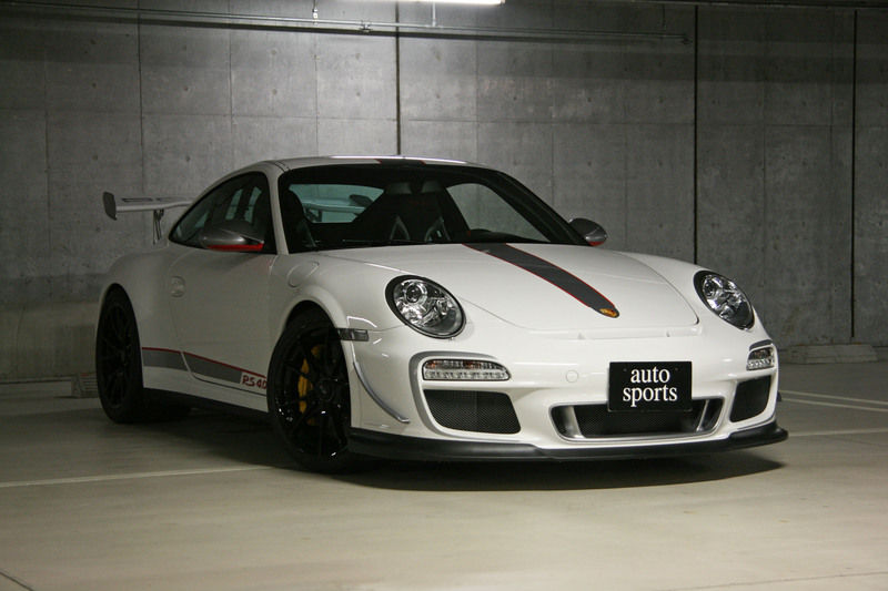 ポルシェ 911 Type997 997 Gt3rs 4 0 500ps 新車オーダー受付中!! 新車 情報