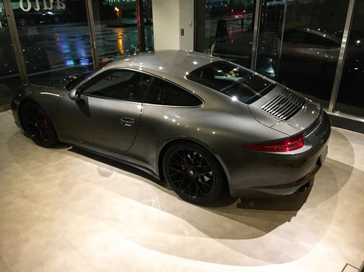 991 Carrera GTS