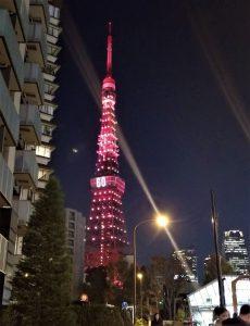 とっ東京タワーがっ・・・60・・・!!