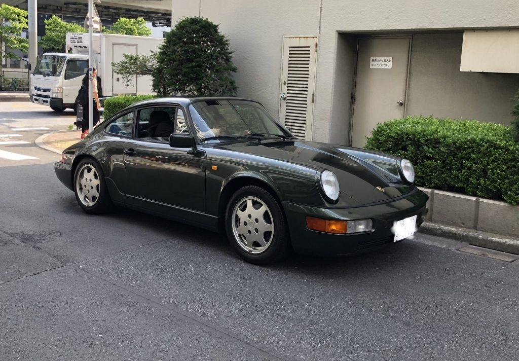 ☆964・右ハンドル・D車をお納車☆