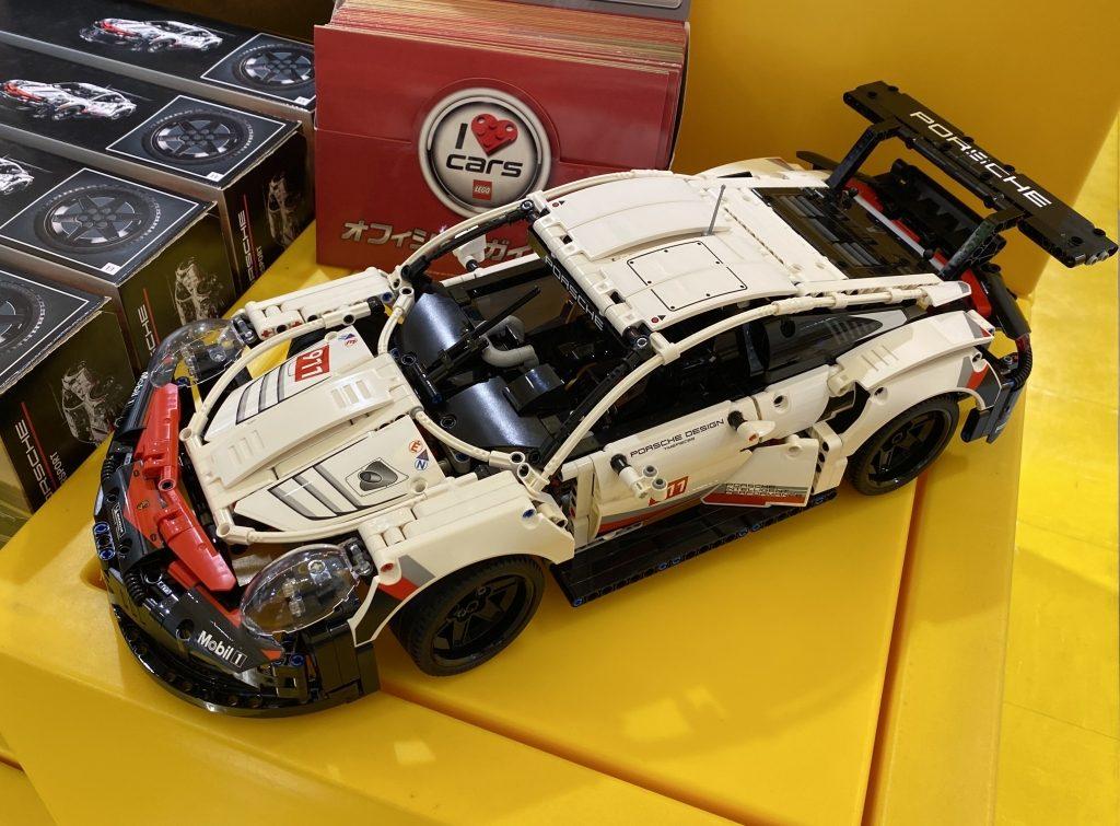LEGO ポルシェ
