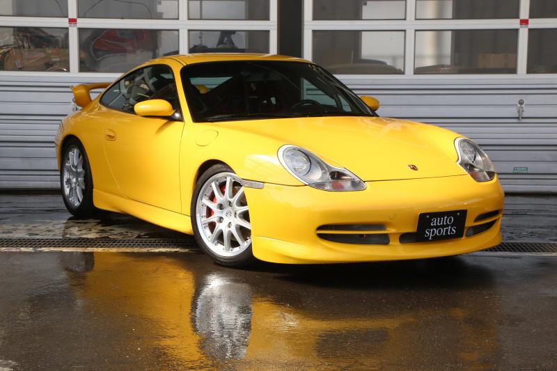 大人気の996・GT3・CS